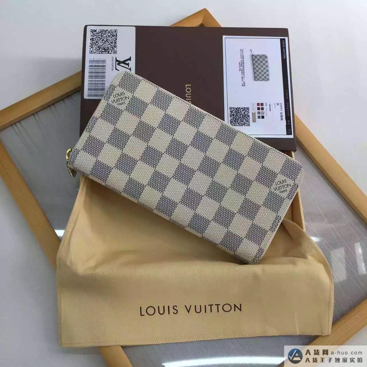 N60019路易威登男士钱包原单精仿A货